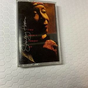 Shirley Horn You Won't Forget Me Jazz HQ Cassette